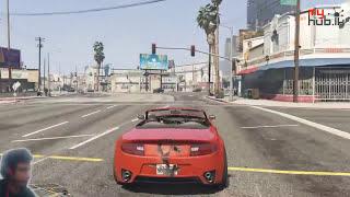 GTA V second සිංහල/sinhala Gameplay  | myHub.lk