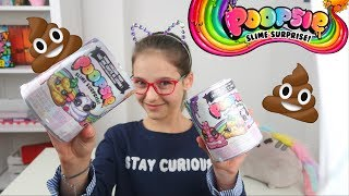 ♥ KUPA JEDNOROŻCA - POOPSIE SLIME SURPRISE | Pusheen Girl