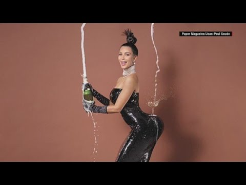 Kim Kardashian, Chelsea Handler... why's everyone na...