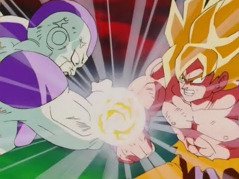 Dbz Kai - Frieza Vs Goku Final Fight video