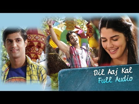 Dil Aaj Kal (Full Audio Song) | Purani Jeans | Tanuj Virwani & Aditya Seal