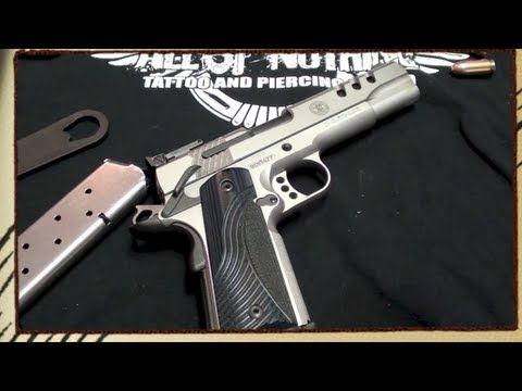 S&W Performance Center 1911 Custom .45 Review