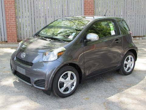 2014 Scion IQ Start Up. Exhaust. and In Depth Review