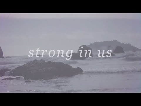 Strong In Us // Brian Johnson & Bethel Music // Tides Official Lyric Video