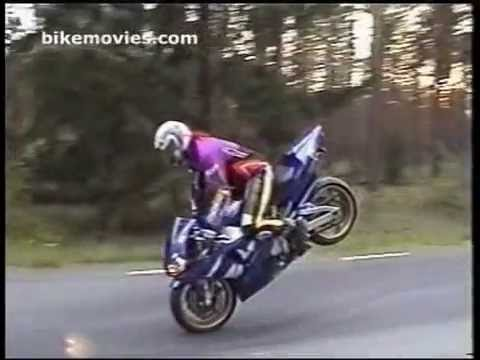 Stunt Days - Yamaha YZF R1 Video