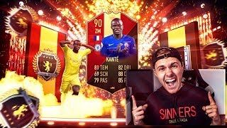 FIFA 19: MEINE REKORD Fut Champions ELITE 1 Rewards 😱😱