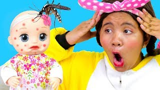 Miss Polly had a Dolly Song Nursery Rhymes for Kids #3