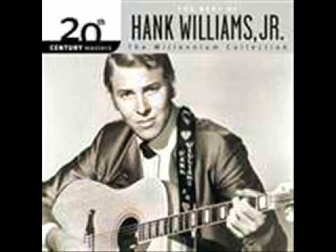 Hank Williams Jr. - After All They Used To Belong To Me