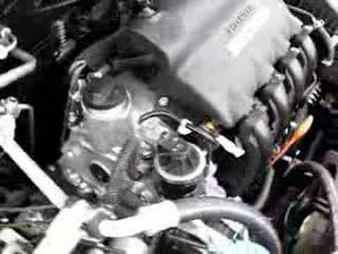 Honda City Warm I Dsi Engine Sound Youtube