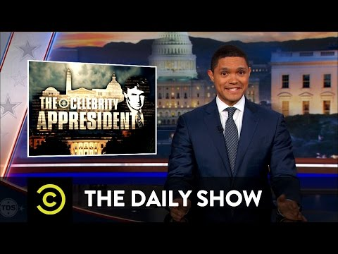 The Inauguration of Donald Trump: The Daily Show thumbnail