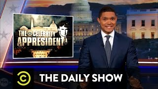 The Inauguration of Donald Trump: The Daily Show [ Funny ]