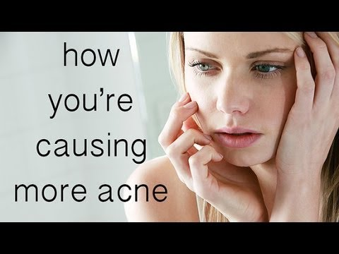 How to Beat the Bad Habit That's Causing Acne | Beauty How To