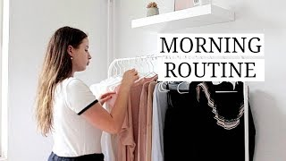 MY MORNING ROUTINE | ISA