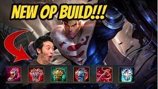 Arena of Valor Superman Gameplay| NEW OP BUILD | Darkbreaker