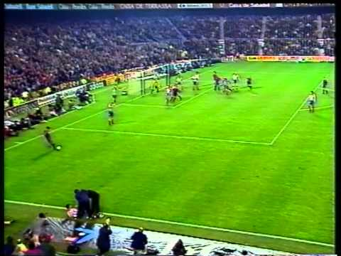 Fc Barcelona - Atletico Madrid 5 - 4 1996 - 1997 (Amazing match)