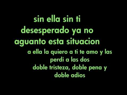 Luis Miguel - Sin Ti (Translation)