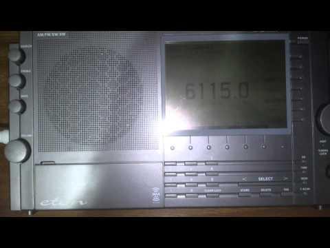 Radio Nikkei 2 - 6115 kHz