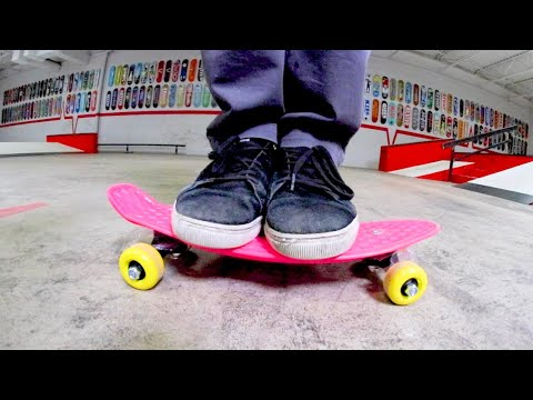The Cheapest & Worst Skateboard To Ever Exist!