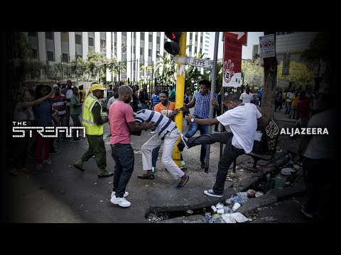 South Africa's immigrants under attack
