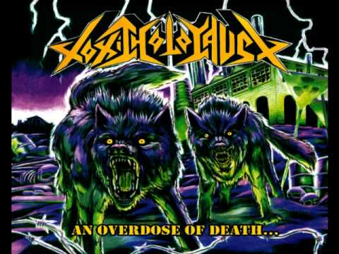 Toxic Holocaust - City Of A Million Graves