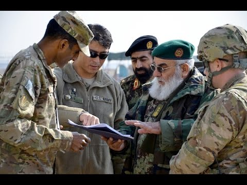 US Spent $68 Billion Training Afghan Troops