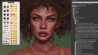 Catwa Cindy Basic Female Mesh Head in Second Life