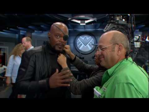 Marvel Avengers Assemble - Behind the Scenes Samuel L Jackson  - Official Clip | HD