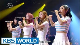 MAMAMOO - Decalcomanie and 4 other songs [Yu Huiyeol's Sketchbook / 2017.07.05]