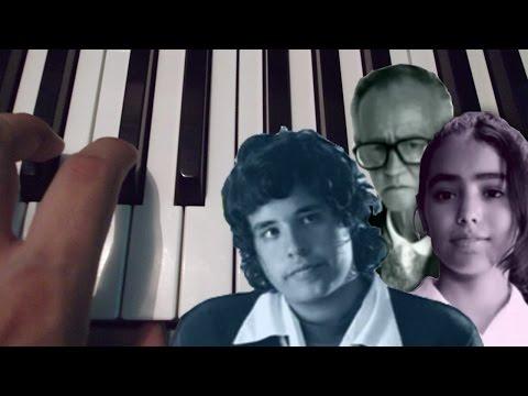 Eres   Cafe Tacuba   Piano   Tutorial video