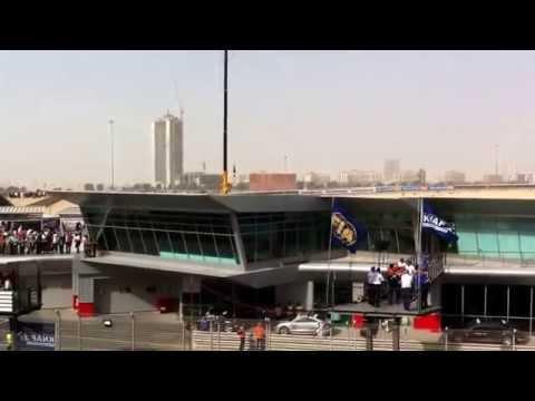 Dubai 24Hrs 2015 Start