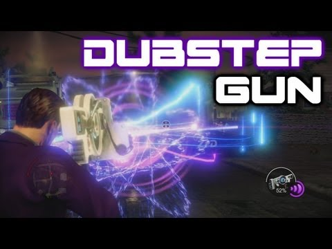 Saints Row 4 - HOW TO GET DUBSTEP GUN