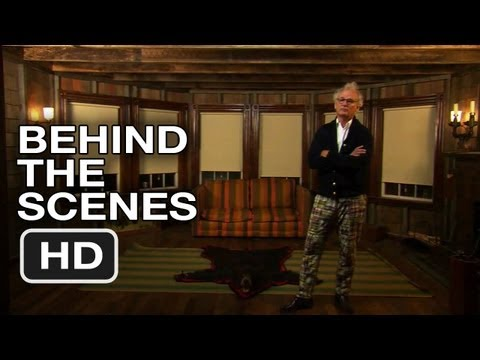 Moonrise Kingdom Behind The Scenes - Bill Murray's Tour (2012) Wes Anderson Movie HD