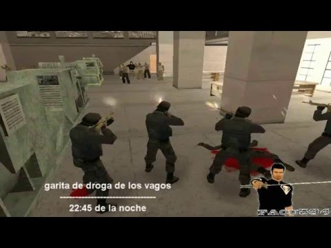 Gta San Andreas Loquendo | Grove Street Ultimatum | Capitulo...