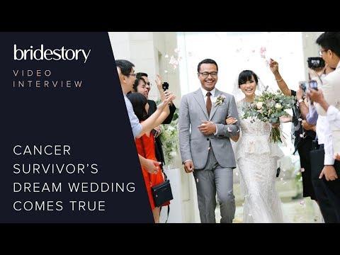 download lagu Cancer Survivor's Dream Wedding Comes True gratis
