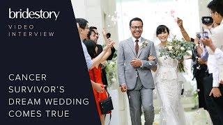 Download Lagu Cancer Survivor's Dream Wedding Comes True Gratis STAFABAND