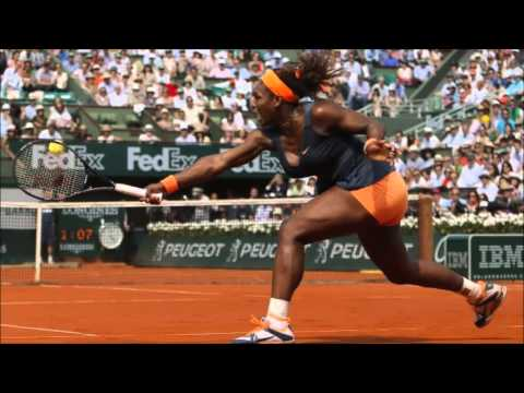 Serena Williams Champion Of French Open Tennis Tournament