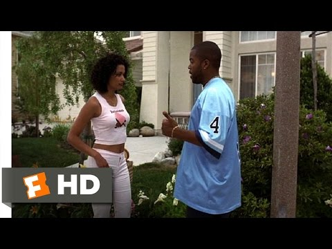 Next Friday (5/10) Movie CLIP - Improving Black & Brown Relations (2000) HD