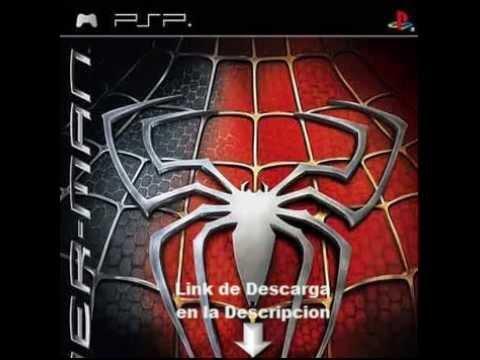 Descargar SpiderMan 3 para PSP en Español (El Hombre Araña 3)