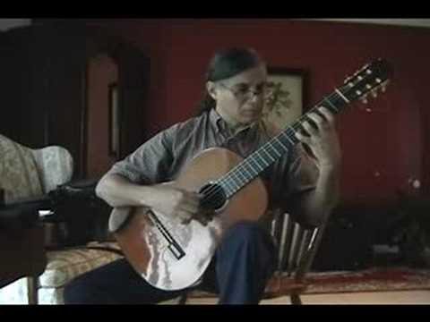 Leo Brouwer Etudes X,XII and VIII by played by R. Lohengrin