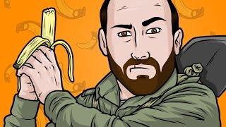 BANANA WARFARE - Battlefield 1 Mutiplayer Funny Moments