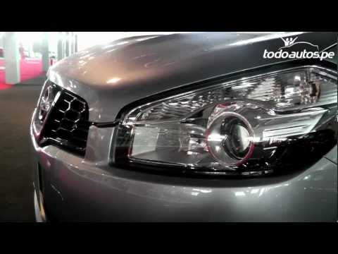 Nissan Qashqai 2013 en Perú I Video en Full HD I Presentado por Todoautos.pe