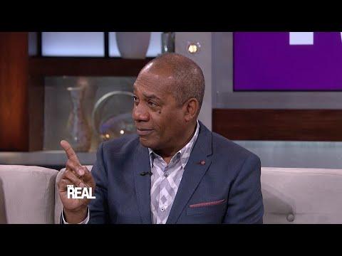 REAL Teaser: Joe Morton Drops 'Scandal' Spolier