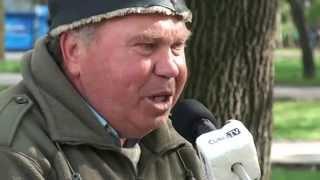 О событиях в Украине говорят на Свободном Микрофоне