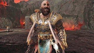 God of War 4 #41: Os Filhos de Musphelhein - Playstation 4 gameplay