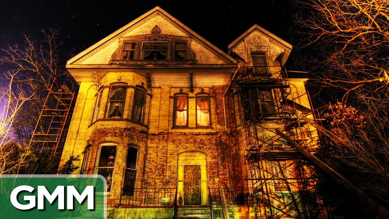 how to know your house is haunted