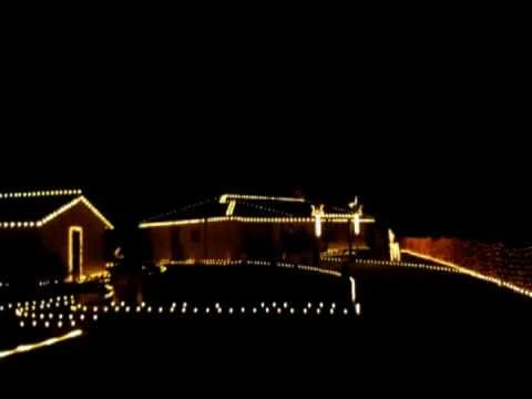 Christmas Lights - The Official Hampster Dance Song - 2012 video