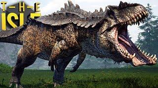 The Isle - Giganotosaurus Monstruoso, HYPO GIGA, Novos Perigos! | Dinossauros (#207) (PT-BR)