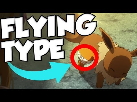 THIS HAS TO BE A FLYING EEVEELUTION!