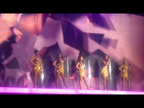The Saturdays - Forever Is Over - Greatest Hits Live - Bournemouth video