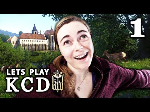 (So many ways to play!) Lilia Plays Kingdom Come: Deliverance - Part 1